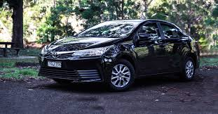 toyota corolla ascent sport price toyota corolla review specification price caradvice