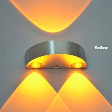 Applique 3 Lumières De Salle Moderne 3 Led Up Mur Le Spot Light Applique éclairage Demi