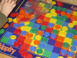 repurposing older kid games for toddlers and pre schoolers
