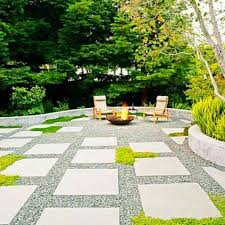 70 beautiful backyard without grass designs that are look neat
