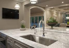 King Of Kitchen And Granite by White Fantasy Quartzite Colonial Marble U0026 Granite