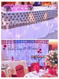 wedding backdrop rental malaysia memories de wedding malaysia corporate event wedding planner