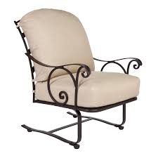 Lee Patio Furniture by O W Lee Siena Spring Club Chair Universal Patio Furniture