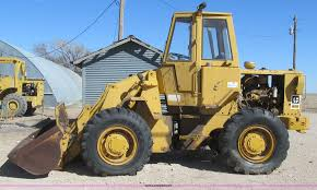 1973 caterpillar 930 wheel loader item g5668 sold april
