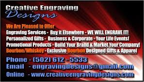 Engrave Gifts Laser Design U0026 Engraving Louisville Creative Engraving Designs