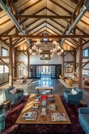 Barn House Love Interiors Barn Tall Ceilings And Barn Doors - Barn interior design ideas