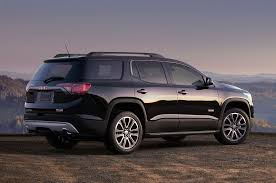 2017 volvo xc60 reviews and rating motor trend 2017 gmc acadia reviews and rating motor trend