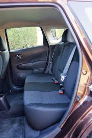 nissan versa seat covers 2017 nissan versa note sl road test carcostcanada