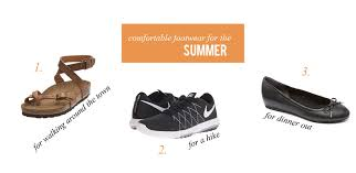 Comfortable Supportive Shoes Comfortable Footwear For Summer Travel Tales Of Me And The Husband