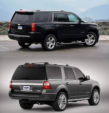 ford explorer vs chevy tahoe 2016 chevy tahoe vs 2017 ford expedition 2017 2018 lincoln