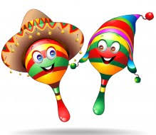 cartoon cinco de mayo celebrate cinco de mayo tip tops style tiptops
