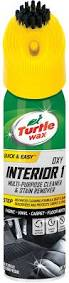 Car Upholstery Cleaner Near Me Turtle Wax Oxy Interior 1 Multi Purpose Cleaner And Stain Remover