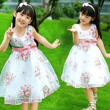 pretty new years dresses aliexpress buy 2017 new summer pretty bow flower