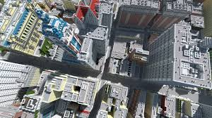 Minecraft New York City Map by New York History Geschichte The