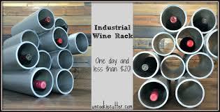 industrial wine rack uncookie cutter