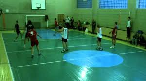 Keranjang Bola Volly permainan bola voli latihan