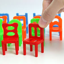 Red Kids Desk by Aliexpress Com Buy 18pcs Lot Chair Shape Blocks Plastic Balance