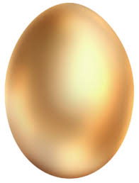 gold easter eggs golden easter egg clip easter clipart easter