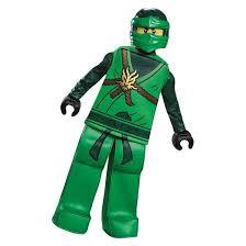 Boys Lego Halloween Costume Disguise Lego Ninjago Boys Lloyd Prestige Costume Target