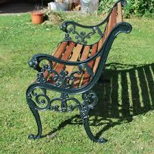cast iron outdoor furniture landscaping gardening ideas cast iron