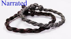 simple survival bracelet images Make a super simple twisted paracord bracelet quot whyknot jpg