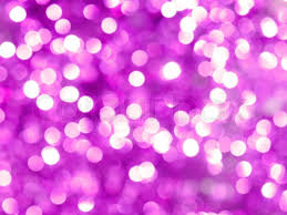 purple christmas lights abstract purple christmas lights as a background stock photo
