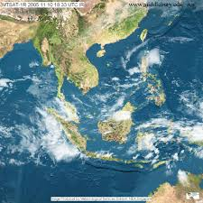 Asia Geography Map maps u0026 images u2013 environment u0026 geography the south china sea
