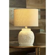 floral ceramic table lamp threshold target