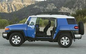 toyota fj cruiser used 2010 toyota fj cruiser pricing for sale edmunds