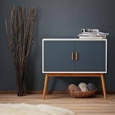 mid century modern storage cabinet vintage retro side board wooden cabinet wood mid century modern