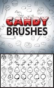 candy sketches brush set by spetrany graphicriver