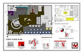 Hotel Lobby Floor Plans Portfolio By Carolann Bond At Coroflot Com