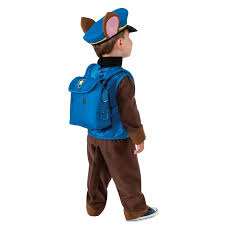 trendy halloween costumes paw patrol chase toddler and child costume 339032