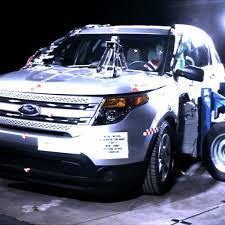 Ford Edge Safety Rating 2013 Ford Explorer Crash Test Safety Ratings Carcomplaints Com