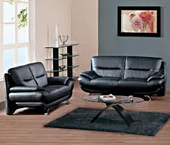 Living Room Ideas With Black Leather Sofa Living Room Amazing Black Living Room Furniture Decorating Ideas
