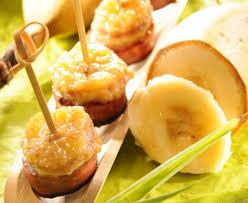 recette canapé apéritif facile apéritif rapide chorizo banane recette de apéritif rapide chorizo