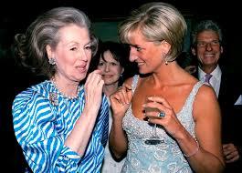 Princess Diana S Sons by Princess Diana U0027s Stepmother Raine Spencer Dies At 87