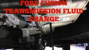 2014 ford fusion transmission ford fusion escape 6f35 transmission fluid change