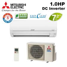 mitsubishi electric ac remote mitsubishi msy muy gj10va 1 0hp inverter air conditioner macro