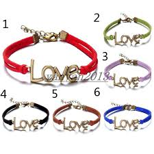 simple jewelry bracelet images 2018 simple bronze love bracelet jewelry couples jewelry couples jpg