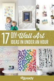 Easy Diy Home Decor Projects Quick Home Decor Project Ideas Easy Diy Crafts Decor Crafts And