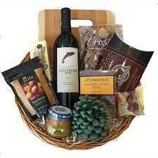 best gift basket best of the northwest gift basket cascadia gift baskets