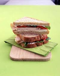 thanksgiving sub sandwich turkey sandwich recipes martha stewart