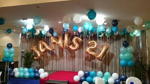 decoration ideas for birthday at home decor decorations for a 21st birthday party popular home design