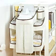 Changing Table Side Organizer Side Table Changing Table Side Organizer Ls