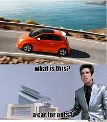 Fiat 500 Meme - everytime i see a fiat i think of this by recyclebin meme center