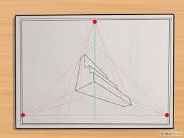 comment dessiner une chambre en perspective dessiner une en perspective frontale inspiration sur l