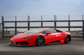 Lamborghini Huracan Wide Body - lamborghini huracan now modified by liberty walk drivers magazine
