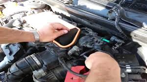 ford fiesta mk6 1 4 tdci changing fuel filter part 1 removing