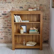 oak narrow bookcase original rustic small bookcase in solid oak oak furniture land